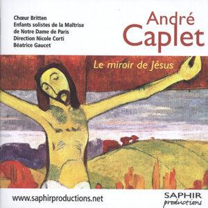 Chœur Britten, Enfants Solistes de la Maîtrise Notre-Dame de Paris, Nicole Corti 歌手頭像