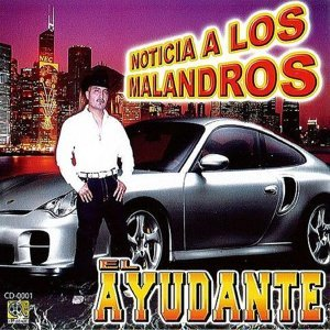El Ayudante 歌手頭像