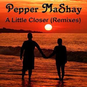 Pepper MaShay 歌手頭像