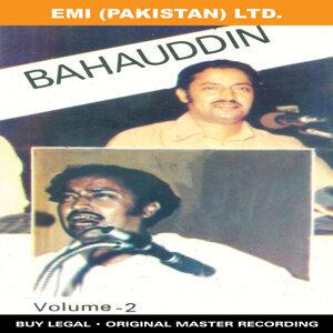 Bahauddin 歌手頭像