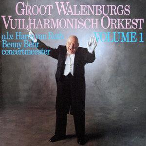 Groot Walenburg's Vuilharmonisch Orkest 歌手頭像