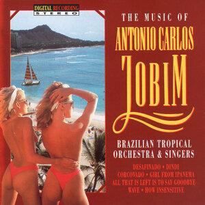 Brazilian Tropical Orchestra & Singers 歌手頭像