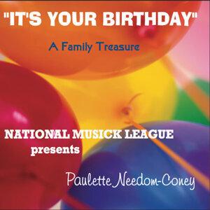 Paulette Needom Coney 歌手頭像