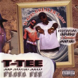 T-Tee 歌手頭像
