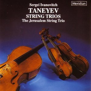 The Jerusalem String Trio 歌手頭像
