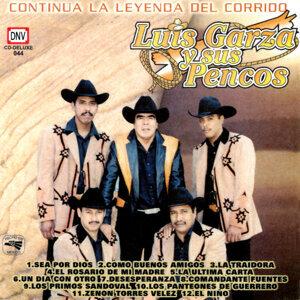 Luis Garza y Sus Pencos 歌手頭像