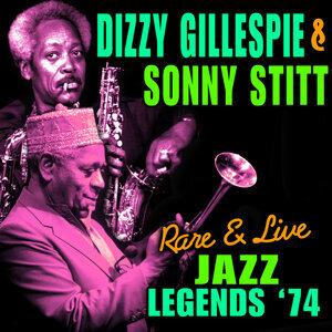 Dizzy Gillespie & Sonny Stitt 歌手頭像