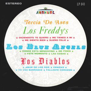 Los Freddys, Los Blue Angels, Los Diablos 歌手頭像