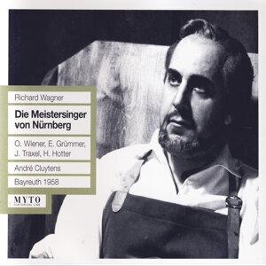 Otto Wiener, Hans Hotter, Josef Traxel, Elisabeth Grümmer, Chor und Orchester der Bayreuther Festspiele & André Cluytens 歌手頭像