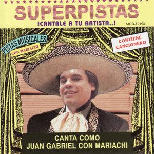 Juan Gabriel con Mariachi 歌手頭像