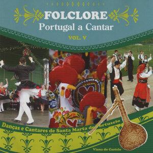 Grupo de Danças e Cantares de Santa Marta De Portuzelo