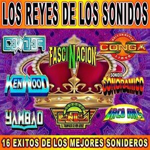 Los Reyes de los Sonidos 歌手頭像