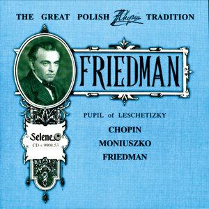 Ignacy Friedman 歌手頭像