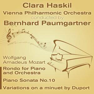 Clara Haskil (piano), Vienna Philharmonic Orchestra, Bernhard Paumgartner (conductor) 歌手頭像