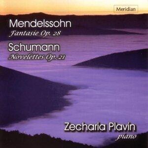 Zecharia Plavin 歌手頭像