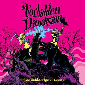 The Forbidden Dimension 歌手頭像