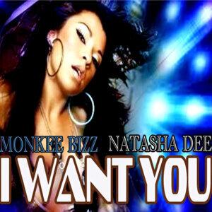 DJ Monkee Biz ft. Natasha Dee 歌手頭像