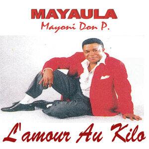 Mayaula Mayoni Don P. 歌手頭像