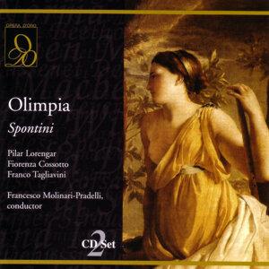 Gasparo Spontini 歌手頭像