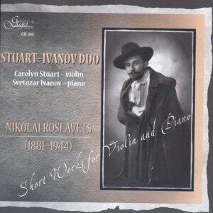 Stuart-Ivanov Duo 歌手頭像