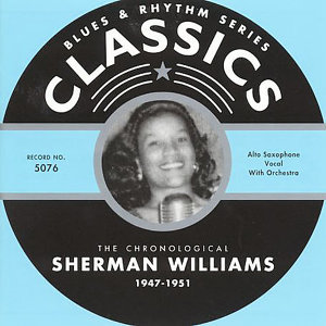Sherman Williams 歌手頭像