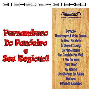 Pernambuco Do Pandeiro 歌手頭像