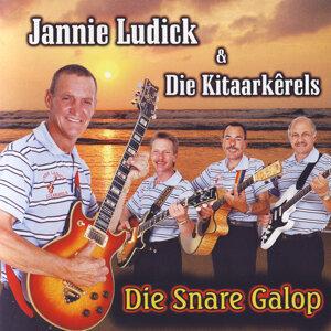 Jannie Ludick & Die Kitaarkêrels 歌手頭像