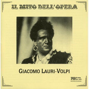 Giacomo Lauri-Volpi 歌手頭像