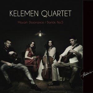 Kelemen Quartet 歌手頭像