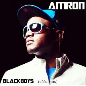Amron 歌手頭像
