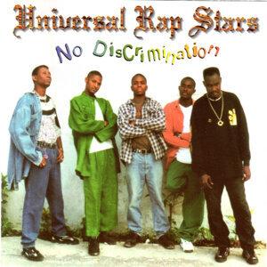 Universal Rap Stars 歌手頭像