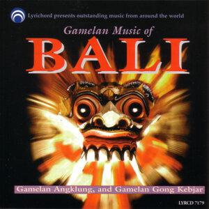 Gamelan Angklung/Gamelan Gong Kebjar 歌手頭像