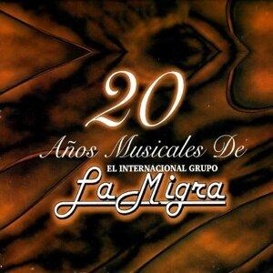 Grupo La Migra 歌手頭像