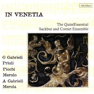 QuintEssential Sackbut and Cornett Ensemble 歌手頭像
