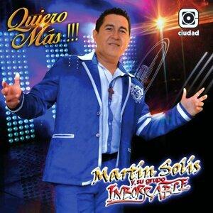Martin Solis Y Su Grupo Inborrable 歌手頭像