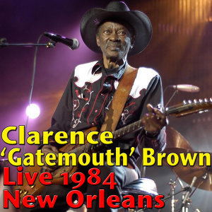 Clarence 'Gatemouth' Brown 歌手頭像