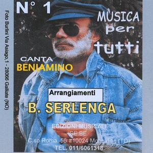 Beniamino Serlenga 歌手頭像