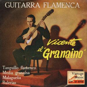 """Vicente """"El Granaíno"""" 歌手頭像"""
