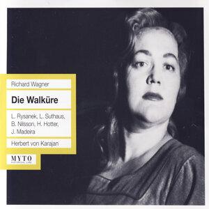 Leonie Rysanek, Ludwig Suthaus, Birgit Nilsson, Hans Hotter, Jean Madeira, Orchestra del Teatro alla Scala & Herbert von Karajan 歌手頭像