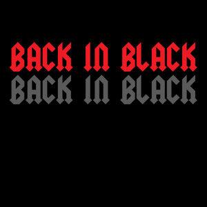 Back In Black 歌手頭像