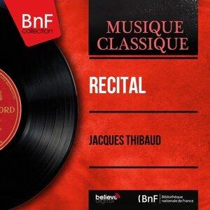 Jacques Thibaud 歌手頭像