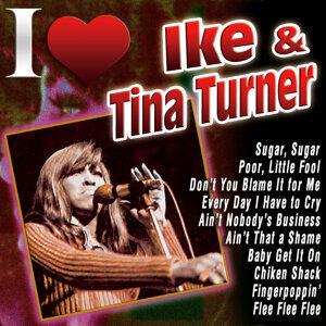 Ike|Tina Turner 歌手頭像