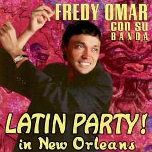 Fredy Omar Con Su Banda