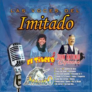 Jose santos el titere, Juan antonio espinoza,Grupo Magico 歌手頭像