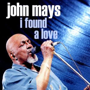 John Mays 歌手頭像