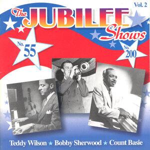 Teddy Wilson, Bobby Sherwood, Count Basie 歌手頭像