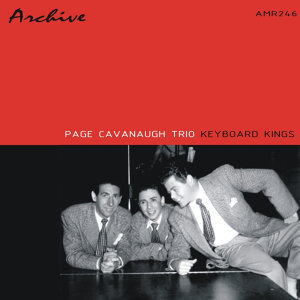 Page Cavenaugh Trio 歌手頭像