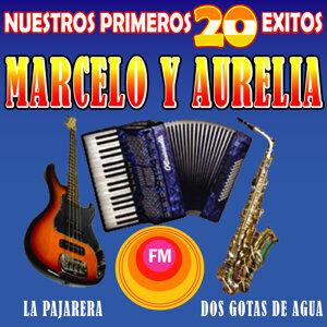 Marcelo y Aurelia