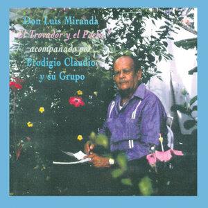 Luis Miranda, El Pico de Oro 歌手頭像