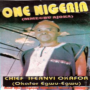 Chief Ifeanyi Okafor (Okafor Egwu-Egwu) 歌手頭像